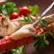 肉、魚介など、地元産食材の美味しさを心ゆくまで堪能