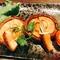 季節の野菜のグリル EVオリーブオイル