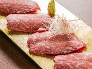 精肉店直営ならでの「生」肉仕入れ。鮮度にこだわっています