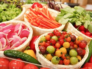 10種類以上の旬野菜の甘みを楽しめる『季節のお野菜ロースト』