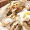 旬の食材と牡蠣のハーモニー