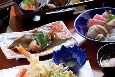 島根の山海の味を満喫するならこのコース『おまかせ料理』