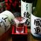 香川の名物料理を肴に、四国の銘酒に酔いしれるひととき