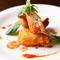 濃厚でクリーミーな食感がクセになる『鮭クリームコロッケ』