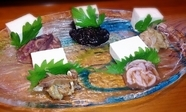 石垣島の特産品の『塩からオールスターズ』