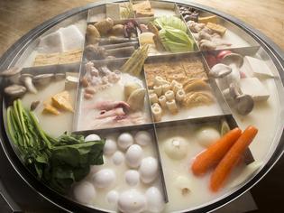 鶏ガラの白濁スープがほかにない特徴と味わいの『濁りおでん』