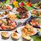 ハワイの人気料理を盛り込んだコース料理