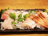 朝獲れの新鮮な旬のお魚をたっぷり味わう『氷見 海鮮ごっつぉ漬け丼』