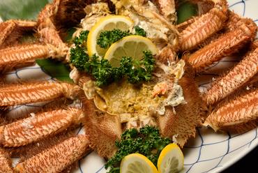 北海道の味覚といえば『毛蟹』 時期によって旬の漁港から直送