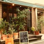 鶴橋駅から徒歩3分。路地裏にある隠れ家イタリアン
