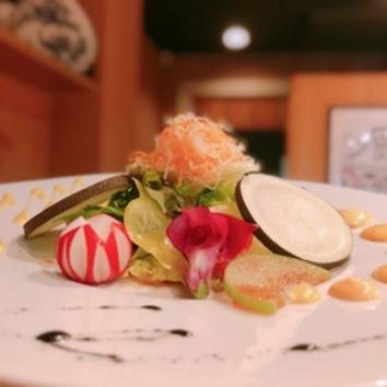【9月】 旬菜・旬魚を盛り込んだ京風和食☆全8品 3,000円