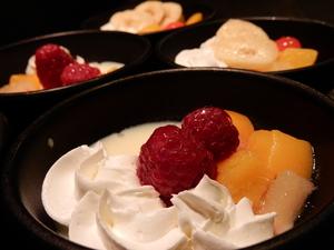 ●ディナー限定デザート