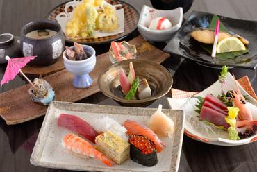 日本料理の奥深さを改めて感じさせられる、会席『五千円コース』