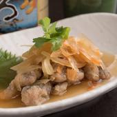 魚の味が凝縮された一品 『メヒカリの南蛮漬け』