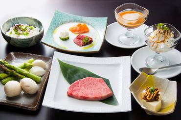 『ステーキ御膳』 ※お肉の種類や量によって値段が変わります