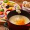 5種のチーズ プレミアムチーズフォンデュ(1人前) Five Kinds of Cheese Premium Cheese Fondue