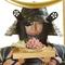 霜降りのタンを極厚にカットした名物「仙臺花咲きトロ牛タン」2800円(税別)