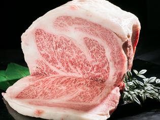 A5・B5ランクしかなれない仙台牛の中でもさらにこだわった肉の質
