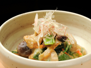 京都の九条ねぎとこだわりの玉子味噌の味『てっぱえ』