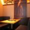 モダンでスタイリッシュな個室は、接待やデートにもぴったり