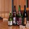 全国各地から選りすぐった種類豊富な日本酒や焼酎