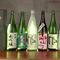 希少価値が高い佐渡の地酒をはじめ、日本各地の銘酒が揃う