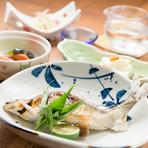 地産地消を意識し、地元・香川の野菜やお米、瀬戸内海の魚を使用