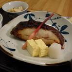 銀カレイ 味噌漬け焼き