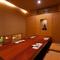 上質の料理とお酒、落ち着ける個室は最良のビジネスツール