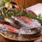 魚、肉、野菜はすべて自分が納得できる食材のみを使っています