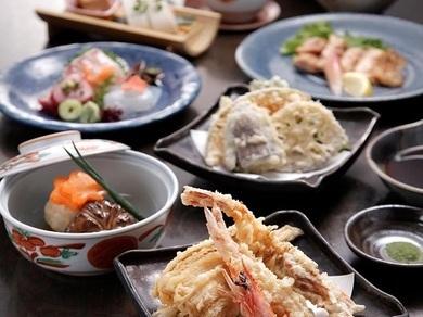 《九谷》コース 全8品 8,000円 -東銀座和食-