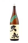 冷やしても、ぬる燗でも純米の味と香りを堪能でき、非常にバランス良く仕上がっております。 和食・特にカツオのタタキや赤身系の刺身には最高に合いますので、食中酒としても最適。