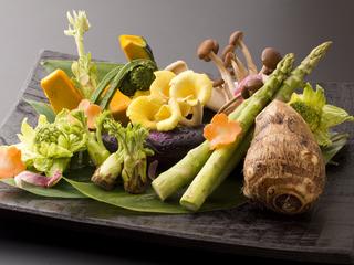 野菜は農家産直や有機無農薬、特別栽培を中心に入荷!