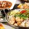旬の食材が楽しめる『鍋』を冷酒・熱燗などの日本酒と合わせて