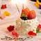 誕生日・記念日には豪華デザートプレートをご用意