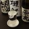 厳選された日本酒や焼酎を、料理とともに堪能できます