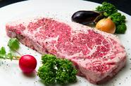 リーズナブルで食べ応え満点『特選サーロインステーキ』