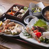 鳥取&島根の新鮮な食材を堪能する『山陰うまいもんめしセット』