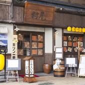鳥取駅からすぐ。サンロード入口にあります