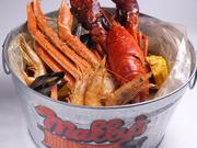手づかみシーフード マッキーズ Makky's The Boiling Shrimp