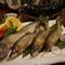 地元岐阜の天然の川魚が食べれるかも。
