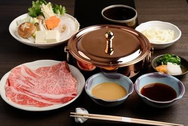 ◆神戸ビーフ(A5ランク)極上肩ロース肉 しゃぶしゃぶ お一人様鍋
