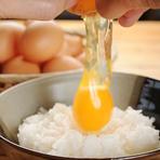 安心で安全な、地元で採れた純国産食材を使っています
