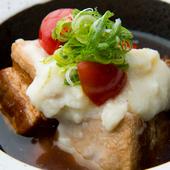 トロトロでやさしい口当たりの『豚の角煮ホワイトソース掛け』