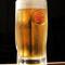 沖縄料理にぴったりの『オリオン生ビール』は、南国の味わい