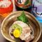 沖縄の塩でゆでた骨付きの豚バラ肉『ワァンフニ』