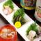 沖縄や奄美直送の食材が存分に味わえる『沖縄前菜3種盛り』