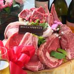 肉の旨みを堪能できる『ザ・サーロインステーキ 200g』
