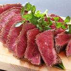 赤身肉芯々ステーキ 120g