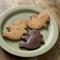 焼き菓子も人気。『とりサブレ』はお土産にも好評です